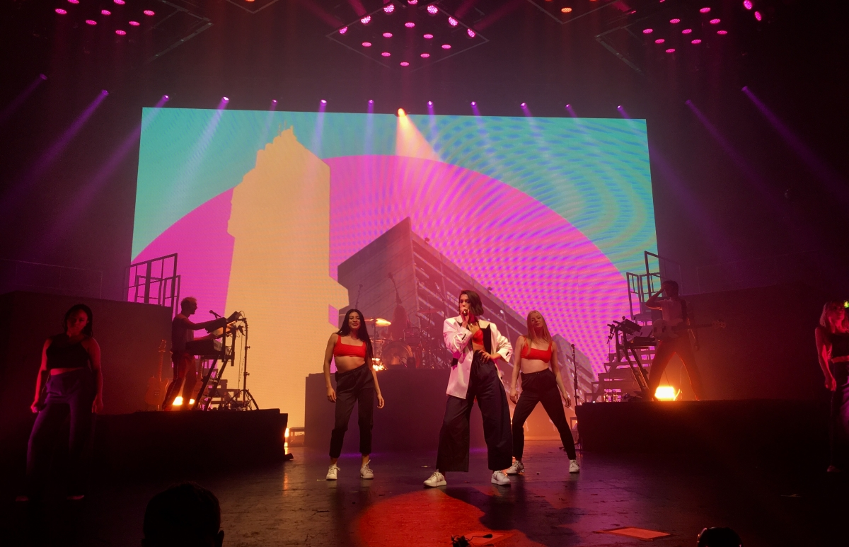 Dua Lipa @ O2 Apollo Manchester - Live Review